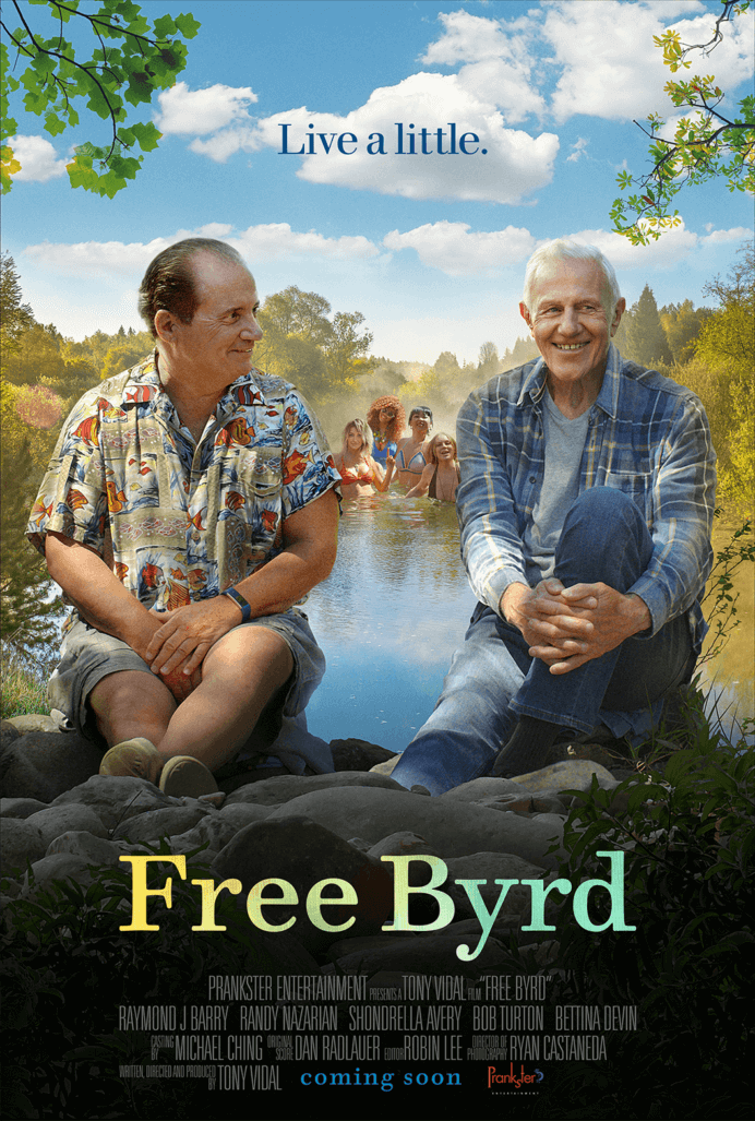 Free Byrd; the movie
